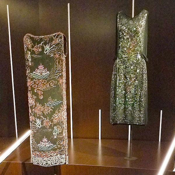 Beaded Dresses at the Met