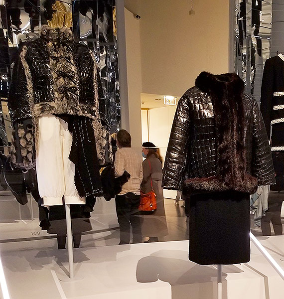 Jackets at the Met