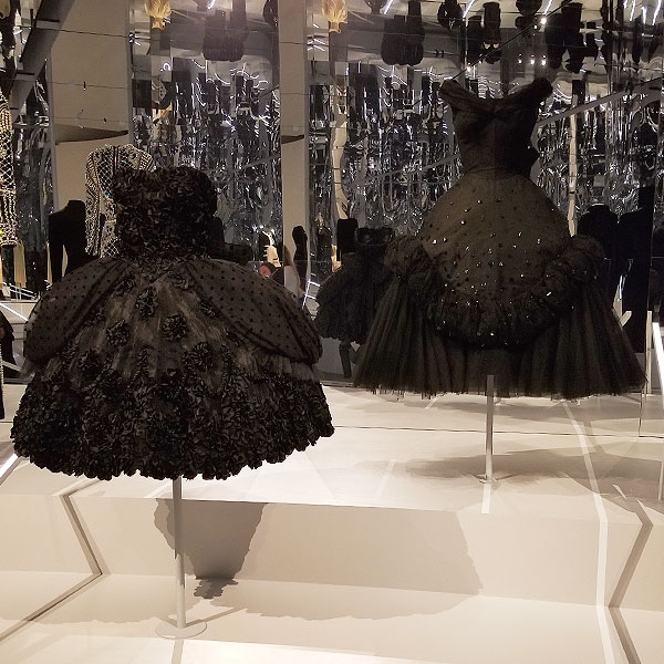 Evening Gowns at The Met
