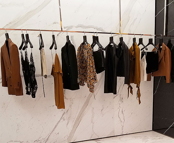 Perfect Caramel pieces of clothing in the new neutrals