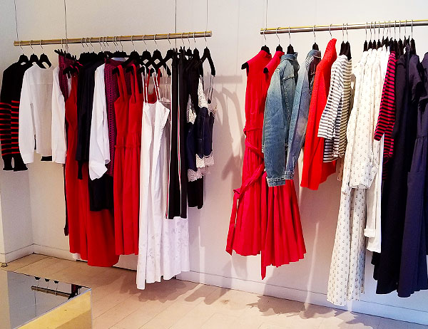 Red dresses for your wardrobe.
