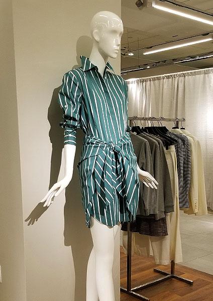 Clean Green stripes