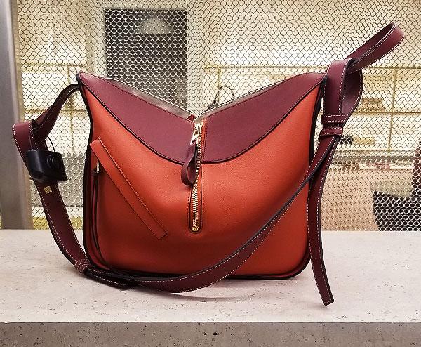 Sleek Loewe bag