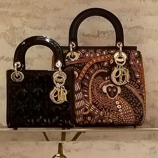 Dior spring bags