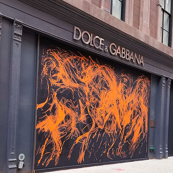 Dolce expresses itself