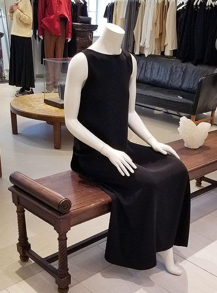 Black Row dress