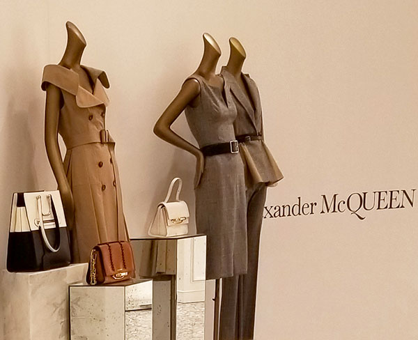 Camel and Taupe sharp dresses in the new neutrals