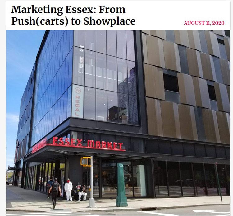 The New Essex Market