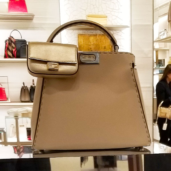 Fendi double go to spring bag
