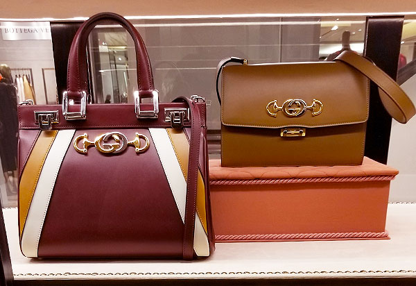 Gucci logoed spring Bags