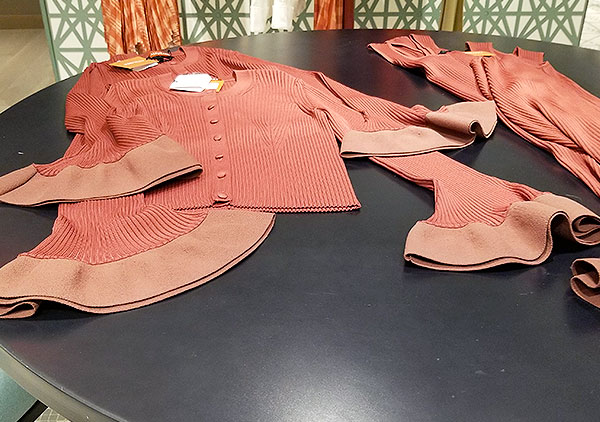 Fluid knits for sale