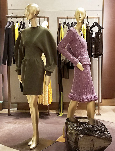 Bottega knits speak