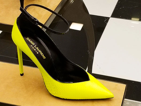 Neon ST. Laurent Heels