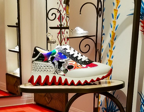 Louboutin Crazy sneakers