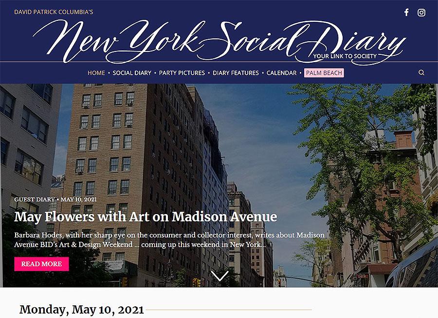 Madison Avenue Art Walk