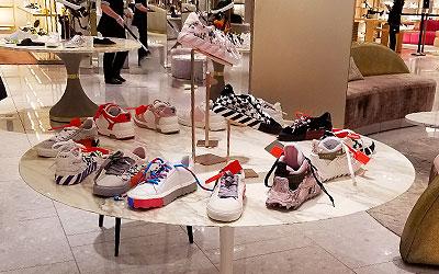 Sneaker Lovers delight