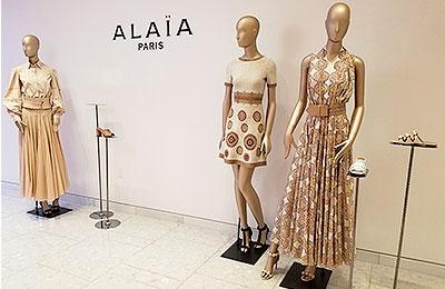 Alaia's New Neutrals