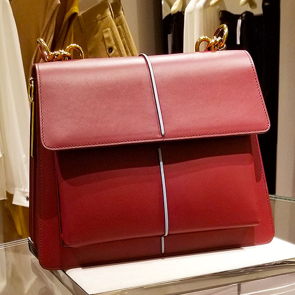 Marni structured bag for spring