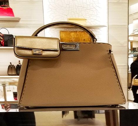 Classic Fendi bags