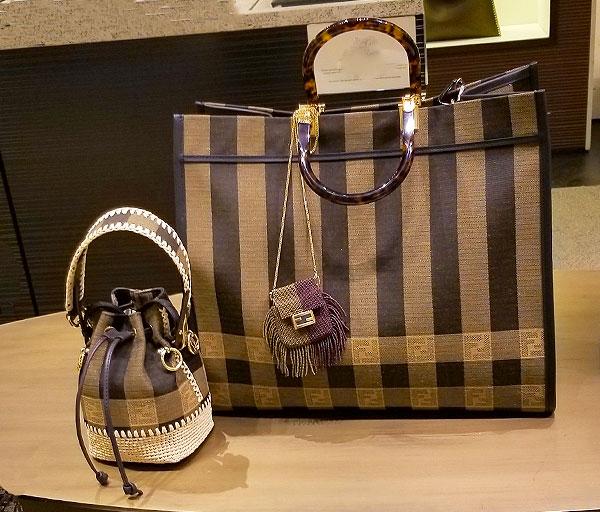 Fendi Bags Mini and Tote