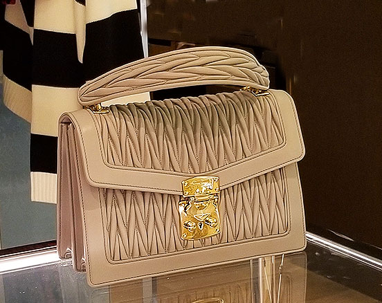 Miu Miu Top Handle spring bag