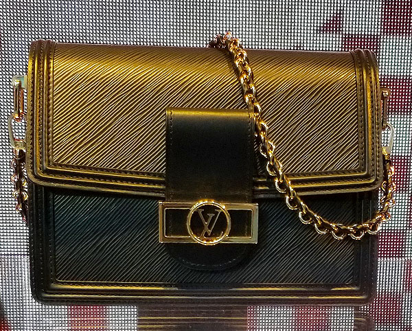 A new Vuitton bag