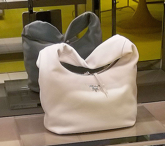 Prada Hobo go to bags