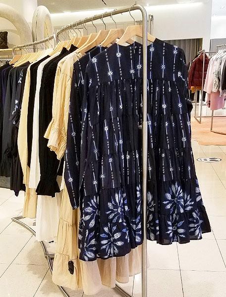 Tie dye spring prints