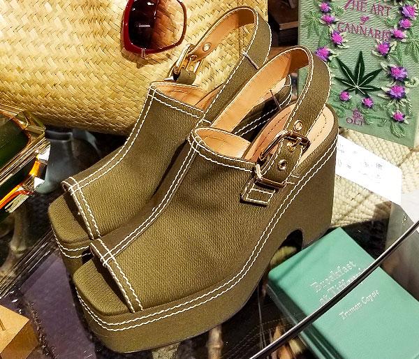 Dig these platform heels