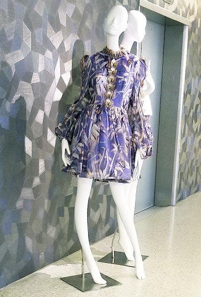 Spring Blue Dresses