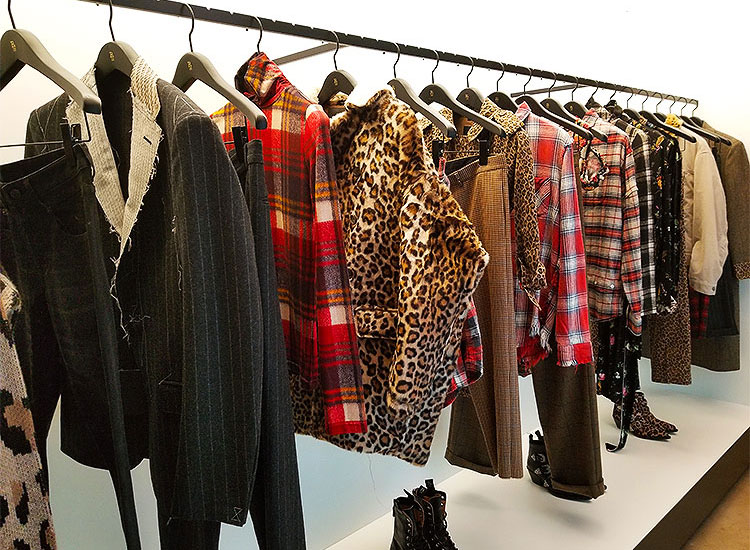 Animal print clothing for sale in NYC