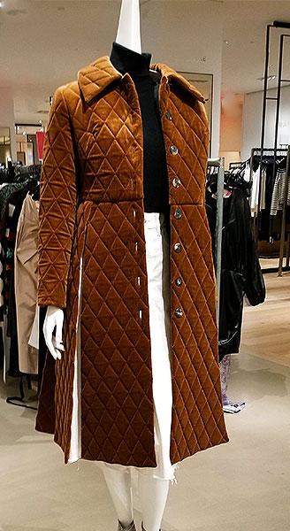 Rust neutral coat