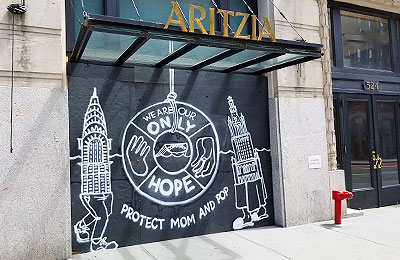 Soho Is Coming Back, New York Reopens.