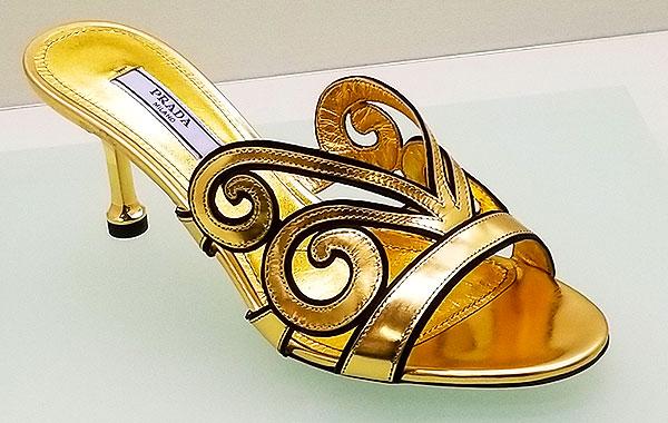 Summer evening sandals
