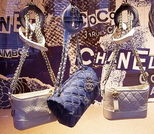 Swing into spring with these Chanel bags