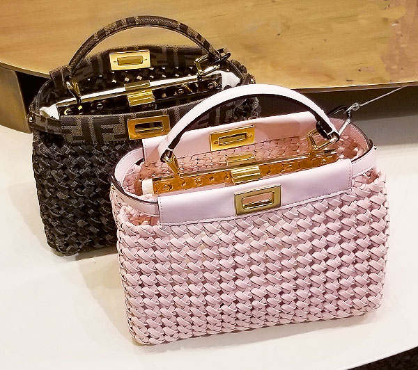 Fendi makes the best bags for spring