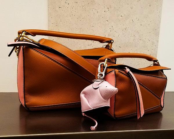 Spring bags from Loewe