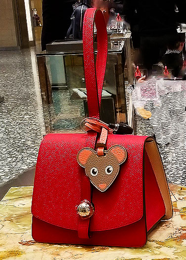 Loewe Mouse Bag this spring