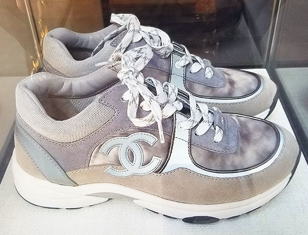 Chanel spring sneakers