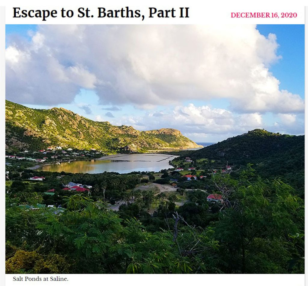 Escape to St Barth NY Social Diary