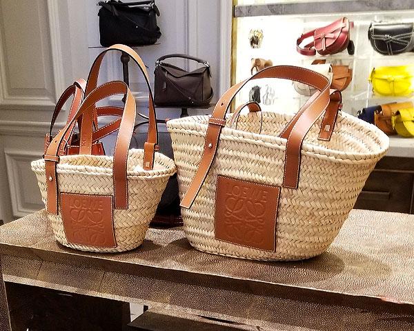 Loewe Toe bags