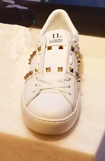 Rockstud sneakers