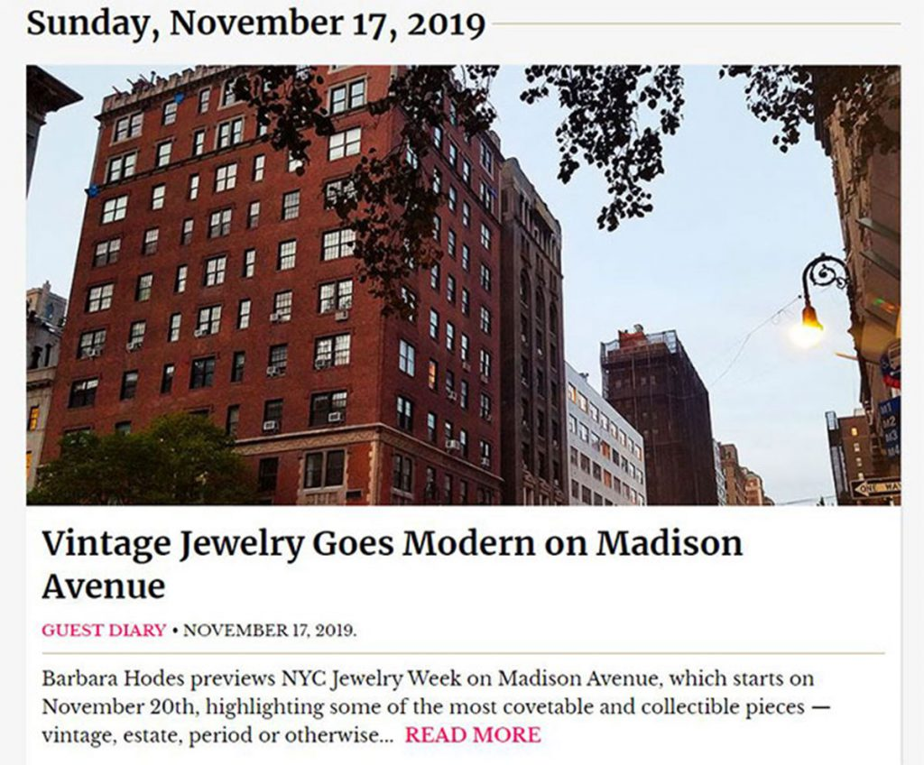 Vintage Jewels on Madison