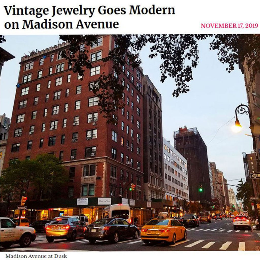 vintage jewels nyc