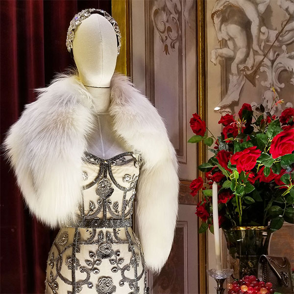 WHite Dolce Dress