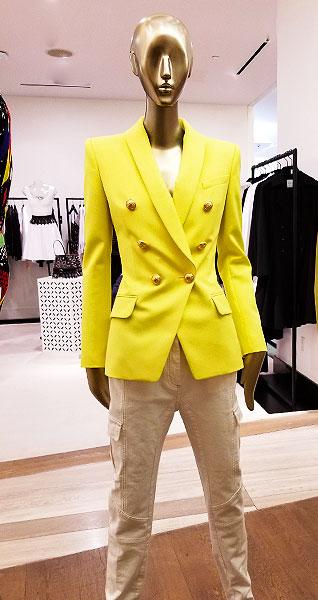 A structured blazer for days