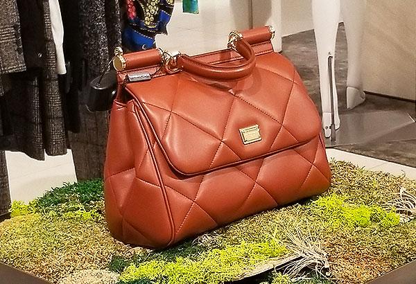Pump Dolce handbag