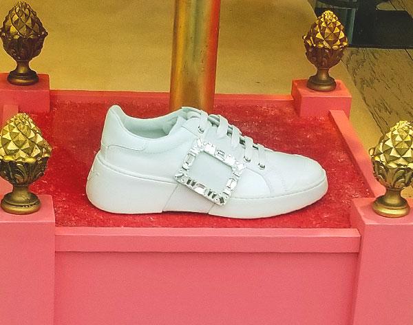 Vivier Sparkle Sneaker