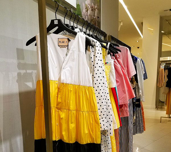 Make a sunny statement in this top